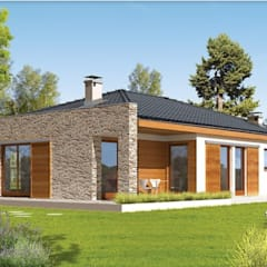 :  Prefabricated home by FHS Casas Prefabricadas,