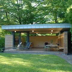 Gartenhaus:  Garten von STEGGEMANN ARCHITEKTEN