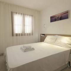 Habitacion 1: Dormitorios de estilo  de Bien Estar Architecture