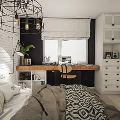 Bedroom by Studio Archemia