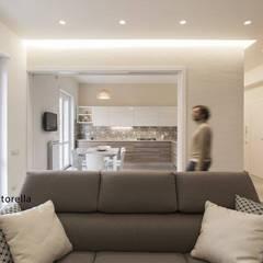 Dining room by Casaburi & Memoli Architetti