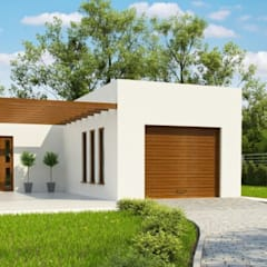 :  Prefabricated home by FHS Casas Prefabricadas