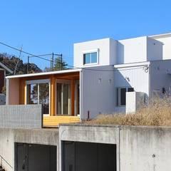 外 観: 松井設計が手掛けた家です。