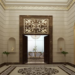 Palace:  Corridor & hallway by SPACES Architects Planners Engineers