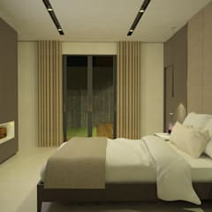 Bedroom Design: modern Bedroom by DW Interiors