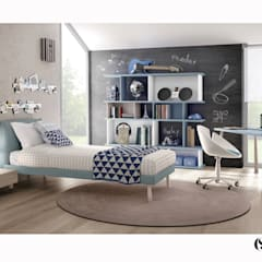 Boys Bedroom by homify, Classic