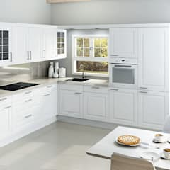 Built-in kitchens by Marquardt Küchen, Country گرینائٹ