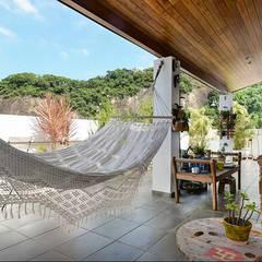 Balcony by Maria Claudia Faro,