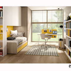 Teen bedroom by MY STUDIO HOME - Design de Interiores