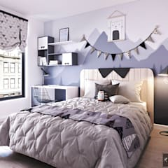 Nursery/kid's room by KIM - furniture