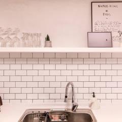 skandinavische Küche von 봄디자인