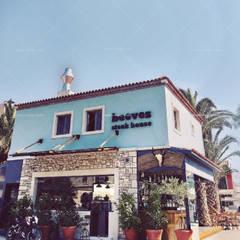 QUADRO DESIGN STUDIO – Beeves Steakhouse :  tarz Merdivenler