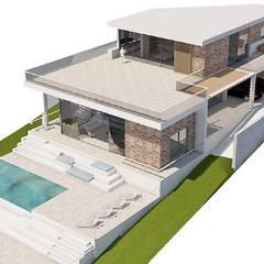 :  Teen bedroom by CW Group - Luxury Villas Ibiza