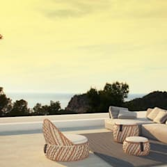 層疊式原木屋 by CW Group - Luxury Villas Ibiza