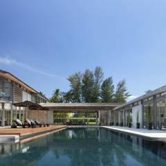 Sava Sai - Phuket, Thailand Modern houses by Original Vision Modern