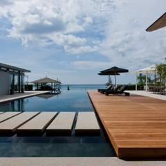 Sava Sai -  Phuket, Thailand:  Pool by Original Vision