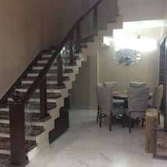 Interiorozal- Home Design | Renovation of Home&Office | Office Design:  Stairs by InteriorOzal