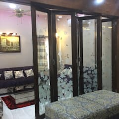 Glass doors by InteriorOzal, Modern