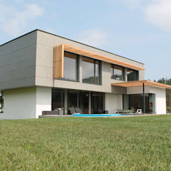 Single family home by AL ARCHITEKT -  in Wien