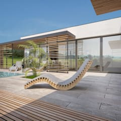 Bungalows by AL ARCHITEKT