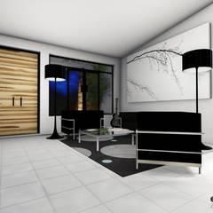 Salones de estilo  de efeyce, Moderno
