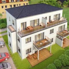 Multi-Family house by renderslot