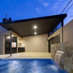 Casa 2C - REFORMA y AMPLIACIÓN : Pisos de estilo  por D'ODORICO OFICINA DE ARQUITECTURA