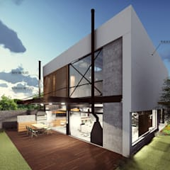 Prefabricated home by GhiorziTavares Arquitetura