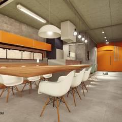 :  Kitchen by GhiorziTavares Arquitetura
