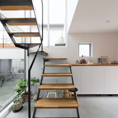 Stairs by ラブデザインホームズ/LOVE DESIGN HOMES, Scandinavian