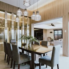 MG House Dining Room By Living Innovations Design Unlimited Inc