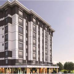 Muhit Mimarlık – Saray Evleri - Pendik:  tarz Apartman