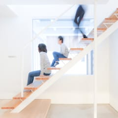 Stairs by 一級建築士事務所 Atelier Casa