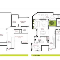 Multi-Family house by BUKET UÇAR STUDIO, Minimalist