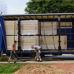 Diffusionsoffener Wandaufbau!:  Holzhaus von SI-Massivhaus