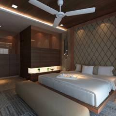 Bedroom by Midas Dezign