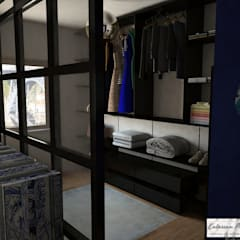 industrial Dressing room by Catarina Piteira Pires - Design de interiores e de produto