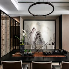 Dining room by 辰林設計