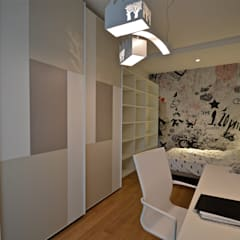 Boys Bedroom by Signum Contract, Modern
