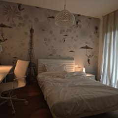 Girls Bedroom by Signum Contract