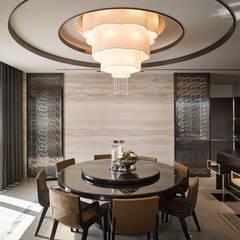 《光合‧盛燦》:  餐廳 by 辰林設計