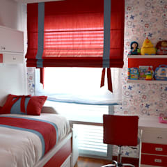 Habitaciones juveniles de estilo  por Samarkanda - Muebles y Decoración
