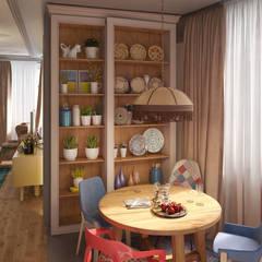 Кухонные блоки в . Автор – Art-i-Chok