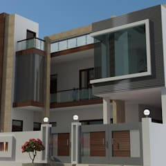 Houses by Incense interior exterior pvt Ltd.