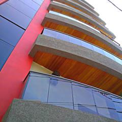 Escaleras de estilo  por Estudio A+I, Moderno