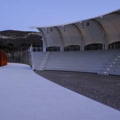 Projekty,  Centra kongresowe zaprojektowane przez Studio Marastoni