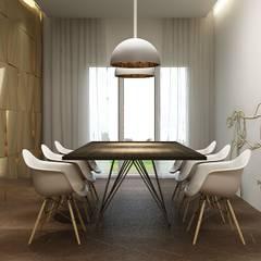 dining room : minimalistic Dining room by  Ashleys