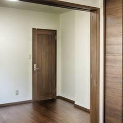 子供部屋: 株式会社青空設計が手掛けた子供部屋です。