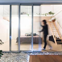 Office 2: Estudios y despachos de estilo  de Eseiesa Arquitectos