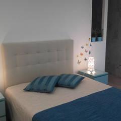 Hoteles de estilo minimalista de Melissa vilar Minimalista
